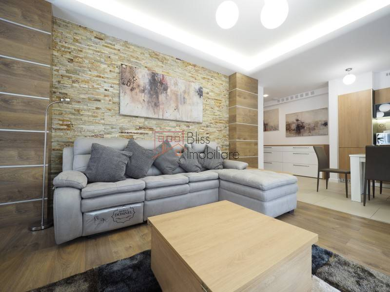 2 Bedroom Apartment For Rent In 13 Septembrie Bucharest Area Bliss Imobiliare Photo