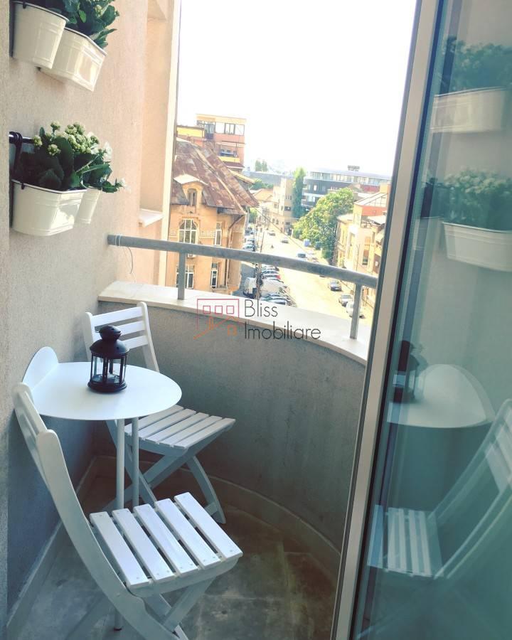 Apartment For Sale Maria Rosetti, Bucharest